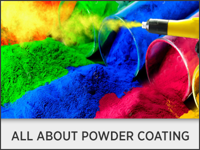 All About Powder Coating