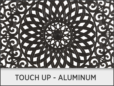 Aluminum Touch Up