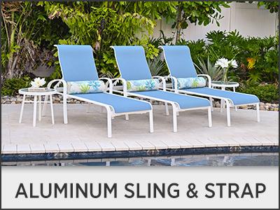 Aluminum Sling & Strap