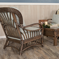 Islamorada High Back Chair